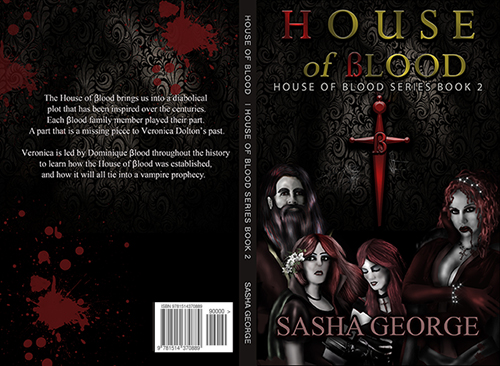 House of Blood | Book 2 | House of Blood Series by SashaGeorge