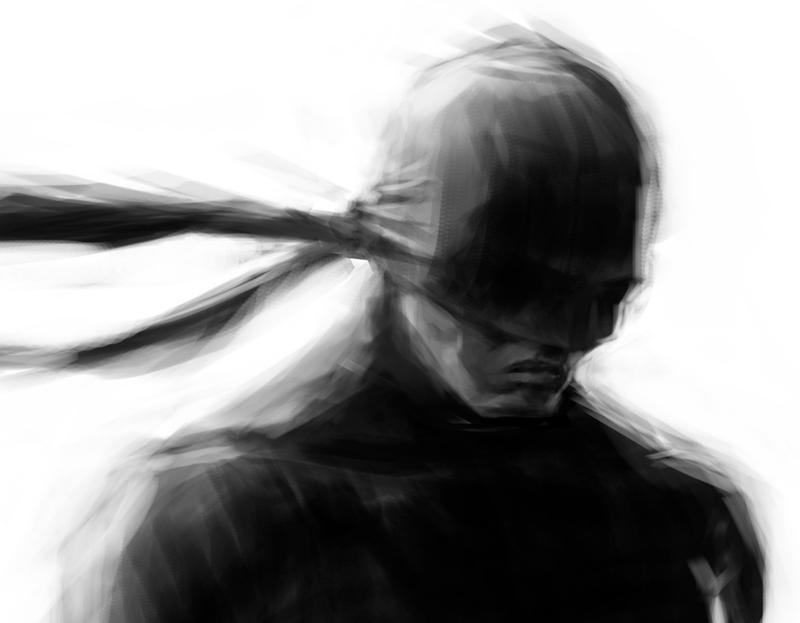 Daredevil Detail 2 by Salvaratty