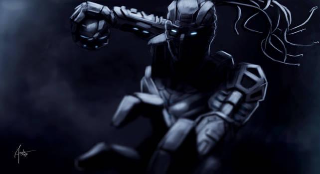 Triborg - Quick painting