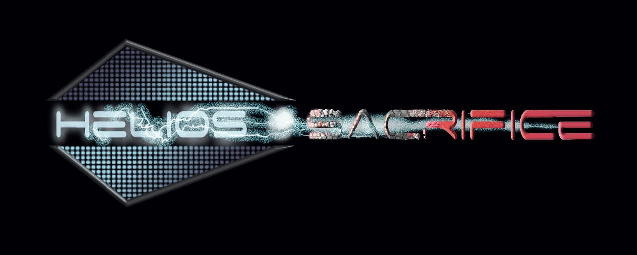 Helios Sacrifice logo design version 1 by M-Link