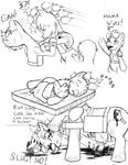 Fallout Ponies-Raider and Kid4
