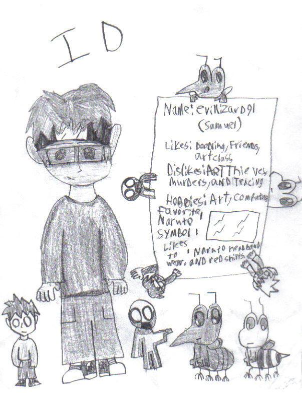 evillizard91's Profile Picture