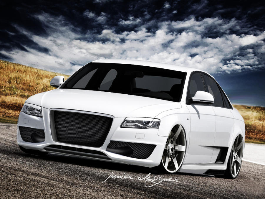 Audi A4 By Jdesign Tuning On Deviantart
