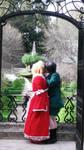 A suddenly kiss by BloodyAlysskokoro