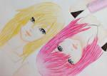 KH: Namine and Kairi