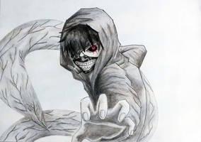 TG: Claw by BloodyAlysskokoro