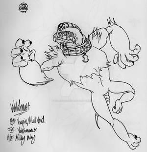 Wildmutt (My style)