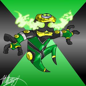 Buzzshock (Ben Prime transformation)