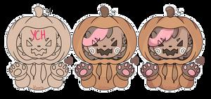 Halloween hoodie YCH [CLOSED]