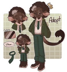 Everything is green [ADOPT OTA OPEN]