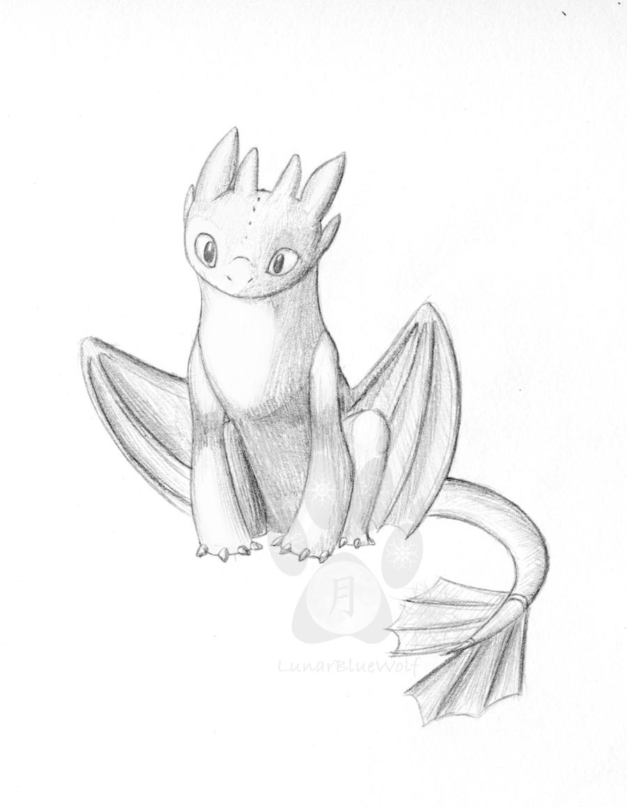 toothless sketch by lu...