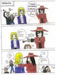 Alucard and Lestat:Catholic