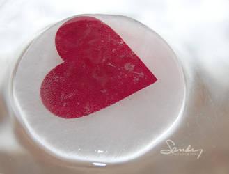 Frozen Heart by mcbadshoes