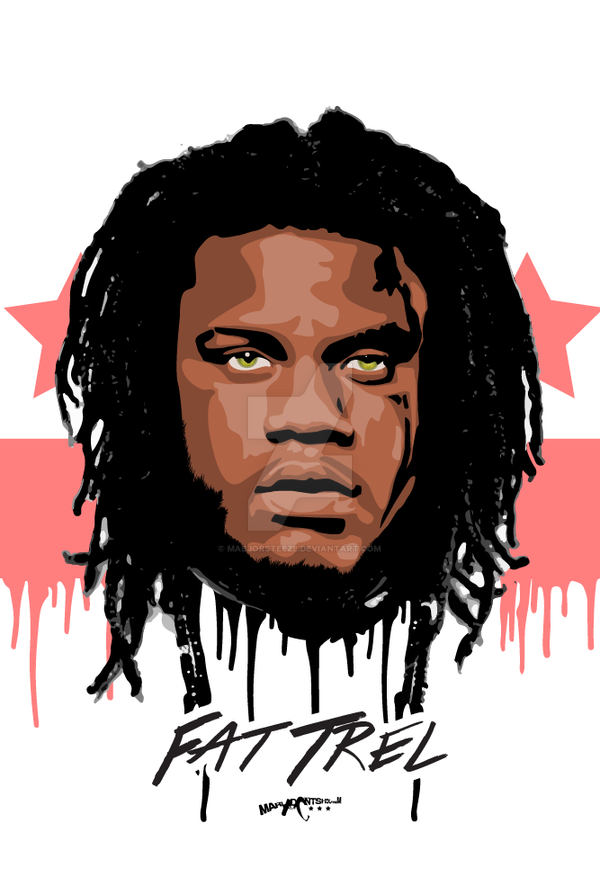 Fat Trel by maejorsteeze