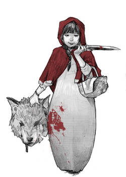 Little...red riding hood