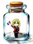 Revolution in a Bottle by Vizo-vi