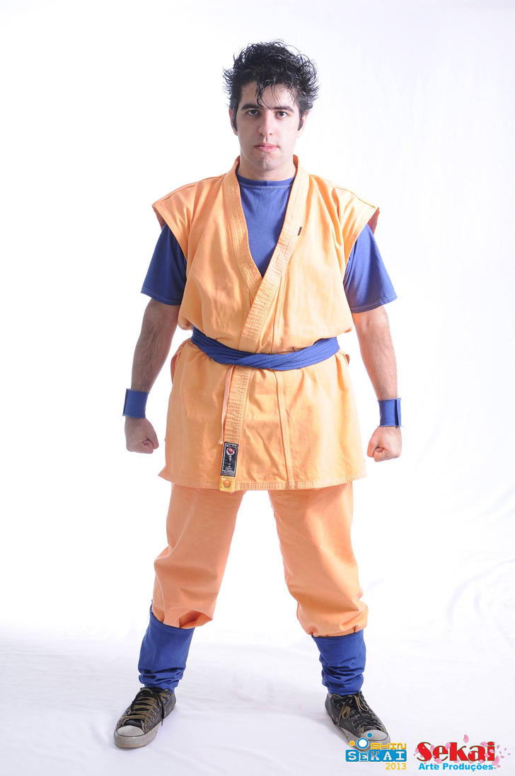 Mystic Gohan Cosplay by zack-fernandes on DeviantArt: zack-fernandes.deviantart.com/art/Mystic-Gohan-Cosplay-386771790