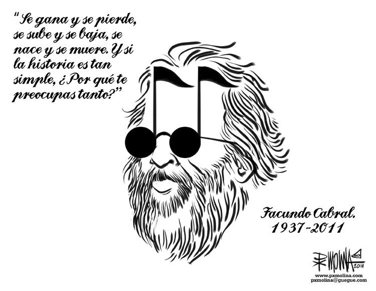 Facundo Cabral By Pxmolina On DeviantArt