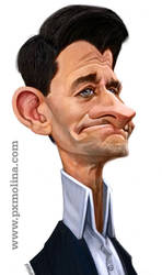 Paul Ryan by pxmolina