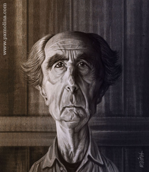 Philip Roth... by pxmolina