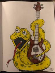 Sam Snake Riverbottom Nightmare Band by RIXJoshua