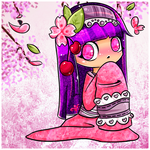 Cherry Blossoms by xfe