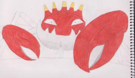 MY-BIG-KINGLER by SCARSthecat