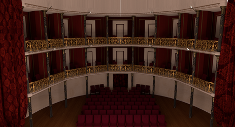 The Theatre, Final Render