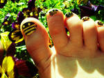 These Bee Mah Toes. xP
