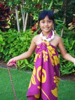 Little Hawaiian Girl by iluvhorsez-25