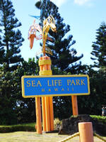 Sea Life Park Sign by iluvhorsez-25