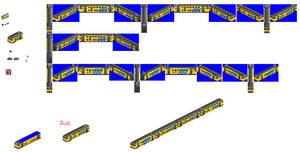 Train 'DD-AR'