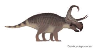 Machairoceratops 2019