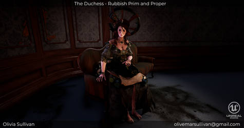 The Duchess by ZestyOlive