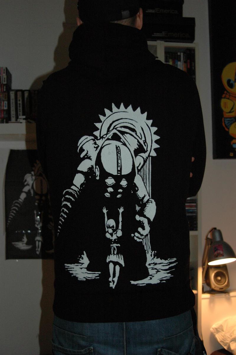 Bioshock hoodie