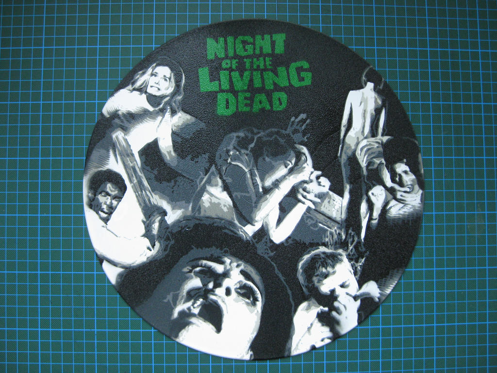 Night Of The Living Dead by BombingCat