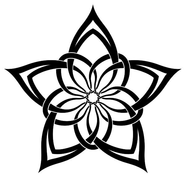 Flowerstar II by IRew