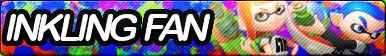 Splatoon Inkling Fan Button