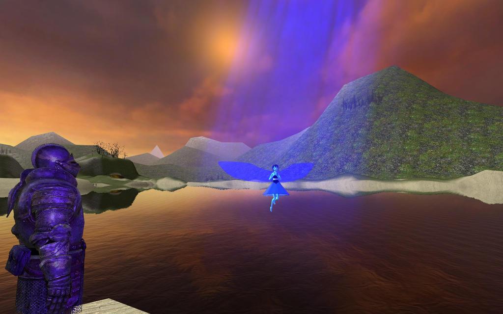Silver Lake Of Tears (Gmod Music) by alfredo3212