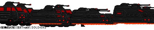 Draken's Army - Vehicles by DrakeTheSlayer