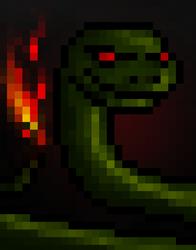 Nimble Flame by DrakeTheSlayer