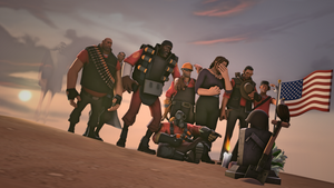 RIP TF2 Soldier