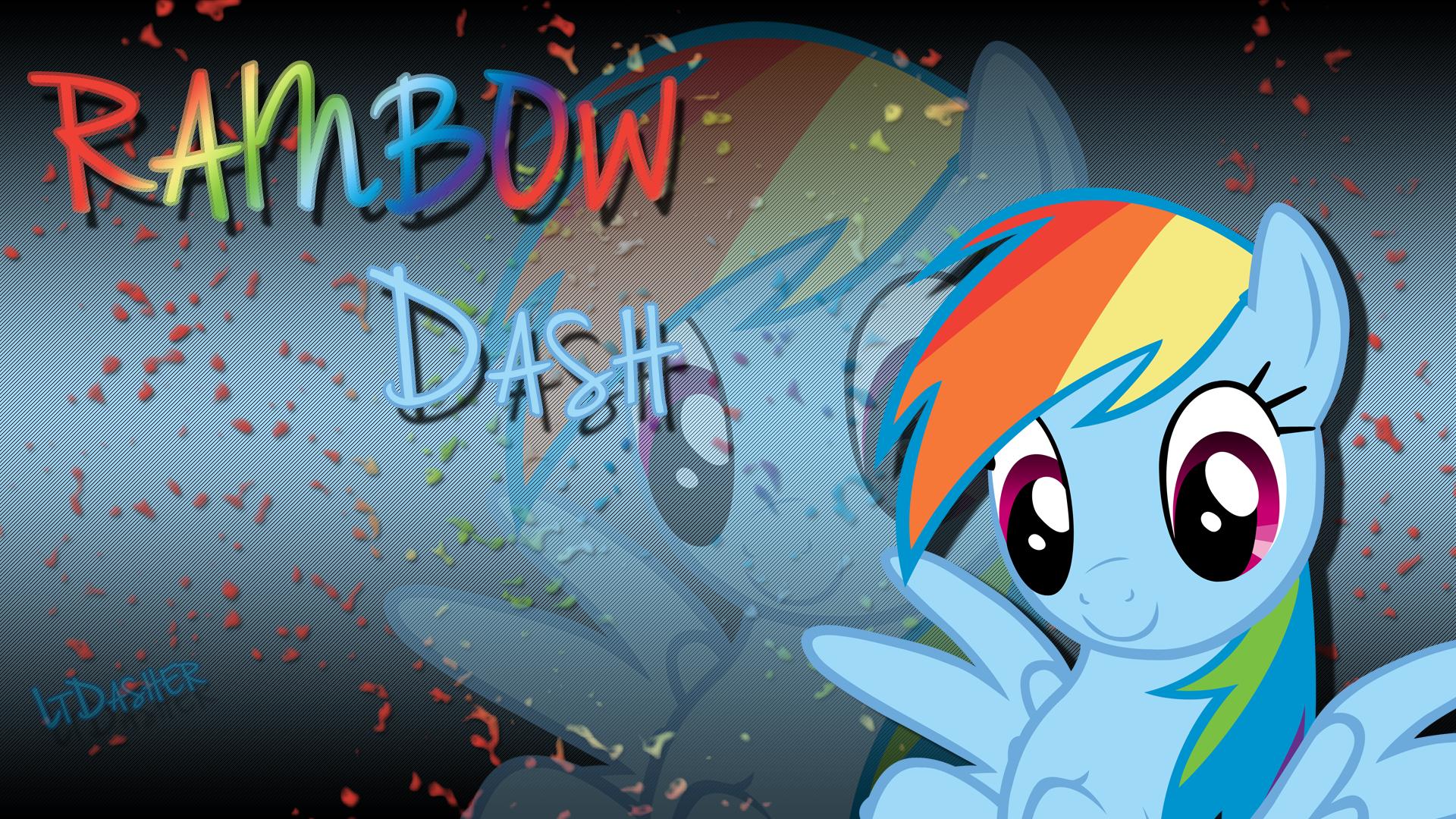 rainbow dash sphere background - photo #22