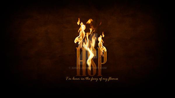 Burn in The Fury of My Flames by xhspz