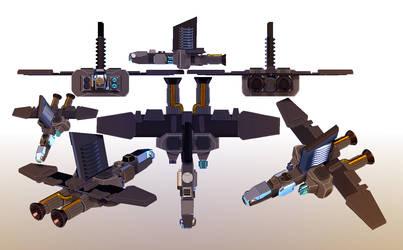 Spaceship Training by SigurnFonShnaps