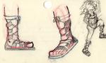 Eltah Sandals Practice