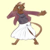 Feebas Dance Skirt