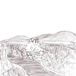Wooloo in the Hills