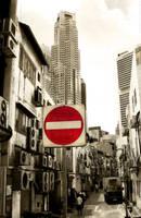 Singapore No Way by trinkaus-cc