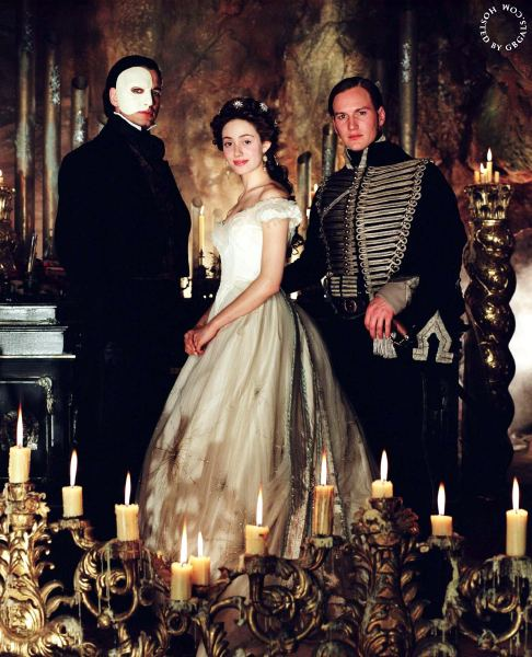 phantom of the opera obsession A young soprano becomes the obsession of a disfigured musical genius who lives beneath the paris opéra house.